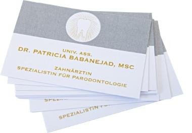 Dr Patricia Babanejad Ordination Krems